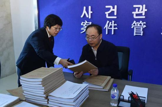 吉林省代检察长尹伊君赴延边调研人大代表