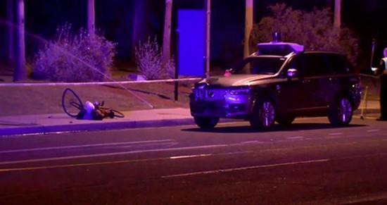 首例无人车致死案宣判:uber不