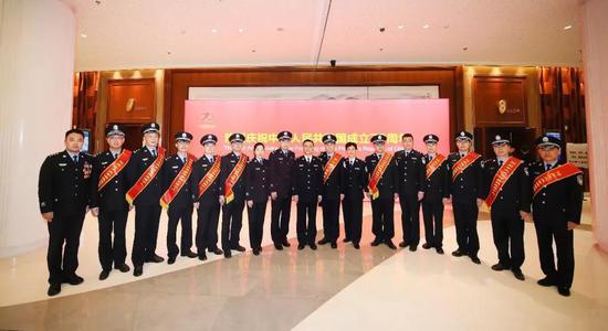 江苏公安召开70周年大庆安保维稳总结表彰会