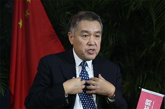 国家工商总局局长张茅 新华网 视频截图