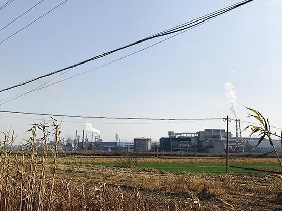 位于武安城郊的新兴铸管公司,在邯郸被视为颇有影响的明星企业。