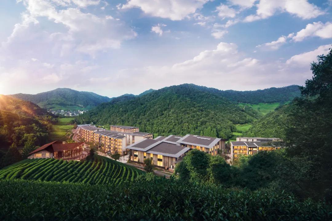 泰康之家来到大清谷,打造杭州人的养老样本