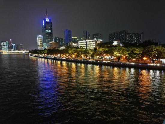 华为畅享10 Plus超级夜景模式拍摄样张