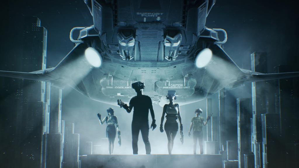 Platforma VR 亮相拉斯维加斯 Avenue Shoppes