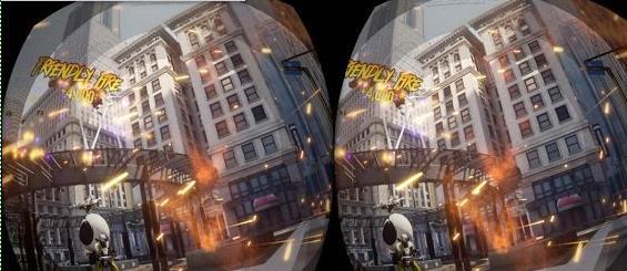 Oculus发布MBFR技术支持眼动追踪