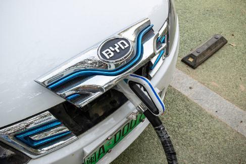 比亚迪获35亿元新能源汽车补贴 网友表示支持