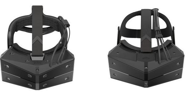 VR头显StarVR One正式发布,支持Steam定位2.0技术、眼动追踪