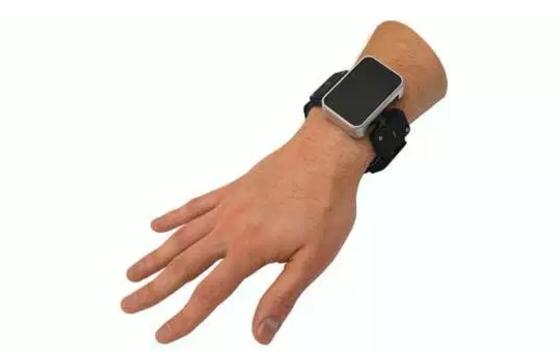 Facebook为AR/VR开发触觉反馈腕带