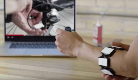 Thalmic Labs宣布停止销售手势控制臂环Myo