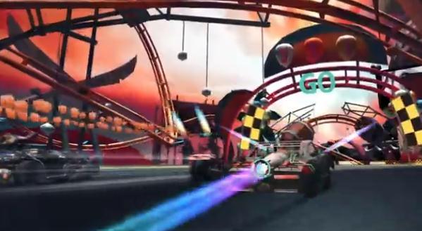 VR赛车游戏Death Lap即将在Oculus Rift和Oculus Quest上发布