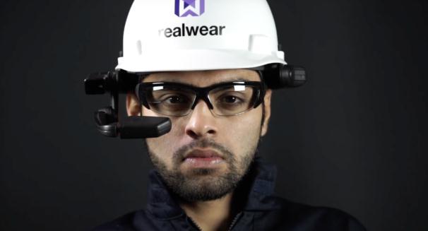 工业AR智能头显制造商RealWear又获得500万美元的融资