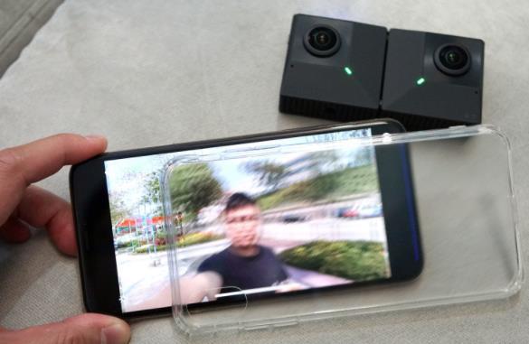 Insta360 Evo发布 可为VR头显捕捉180度和360度内容