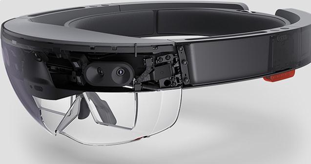 微软为HoloLens发明4K MR影像生成方法