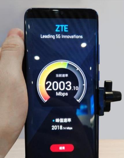 首批联通5G友好体验到位 速度达2Gbps 太给力了