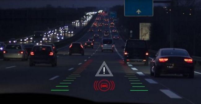 保时捷领投WayRay 8000万美元C轮融资,AR HUD进入发展高速路