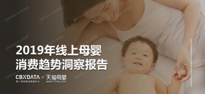 2019年线上母婴消费报告:中国风童装线上订单增长69%(可下载)