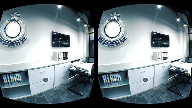 4K《无间道VR》
