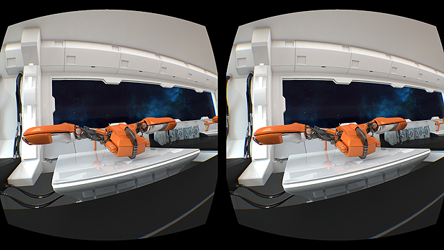 爱奇艺VR一体机操作界面