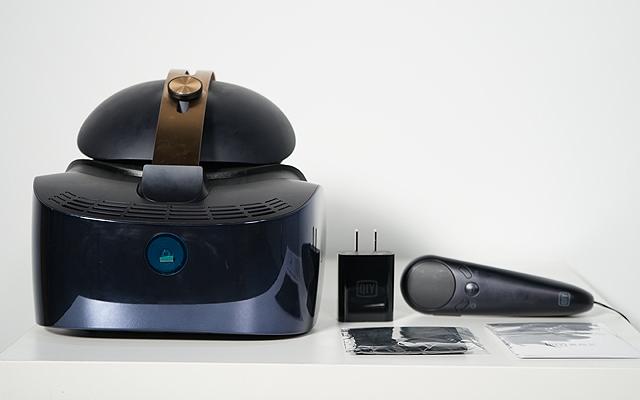爱奇艺VR一体机以及配(附)件