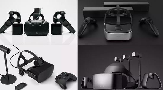 四款主流VR头显独家横评:国产头显到底有哪些进步