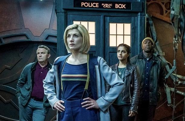 BBC宣布:2019年将发布《神秘博士:逃亡者》VR动画短片