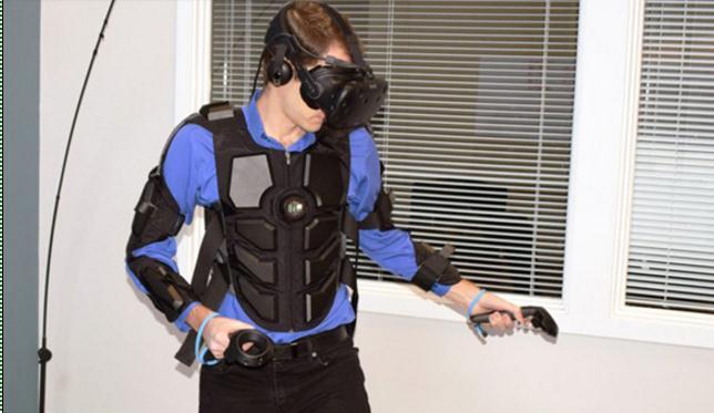 资金短缺,触觉套装开发商Hardlight VR宣布关门解散