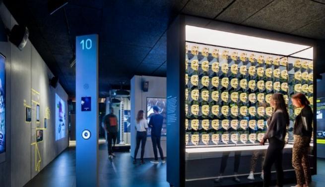 """纽约间谍博物馆""""走红"""":VR中开启杀手人生"""