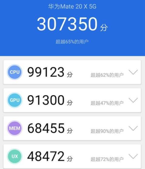 轻松突破45万 三星Galaxy Note10+5G国行跑分曝光