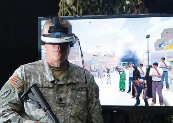 研究证明:虚拟现实可以帮助精神障碍患者减少社交焦虑
