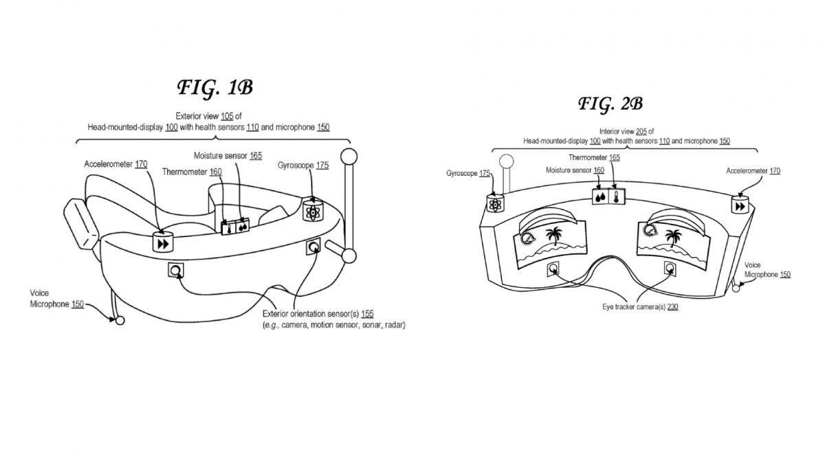 索尼申请头显新专利,加入眼动追踪,专注于解决晕动症