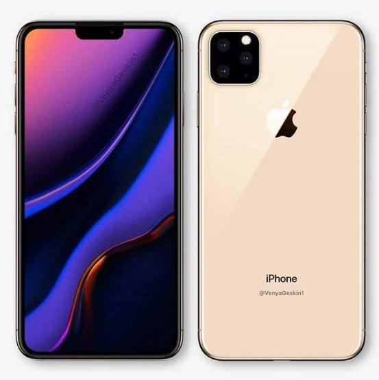 iPhone11新增颜色曝光