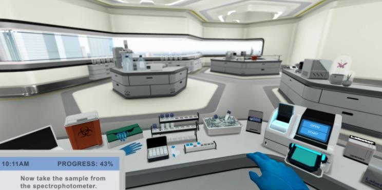 初创公司Labster获得2100万美元的B轮融资 将VR引入STEM教育