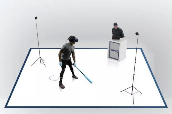 美国职棒大联盟击球手使用VR技术进行训练