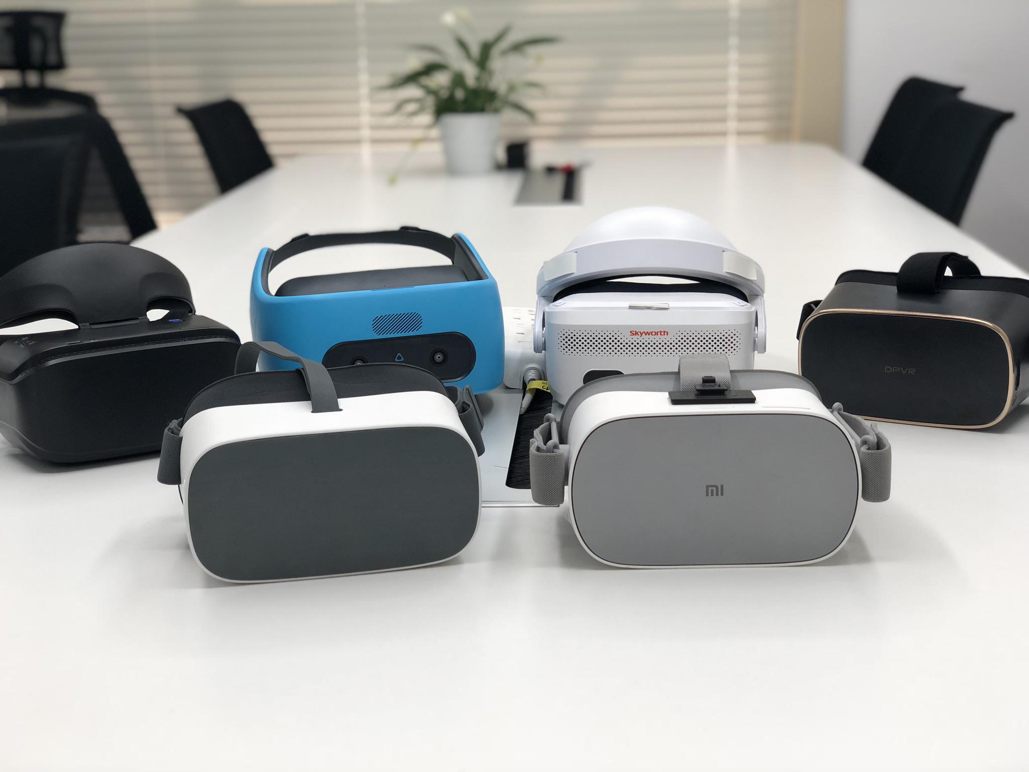 六大主流VR一体机深度横评(七):硬件配置谁最高