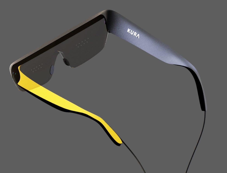 150度FOV Kura全新AR眼镜Gallium上手