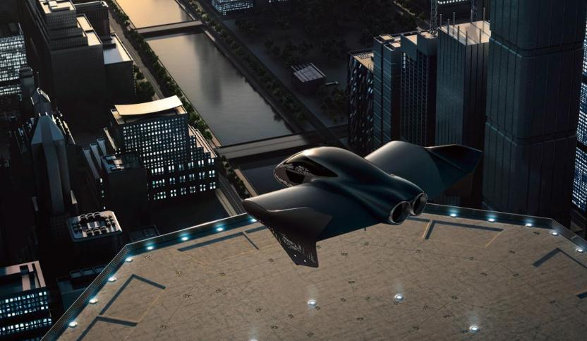 波音和保时捷计合作计划开发电动飞行车