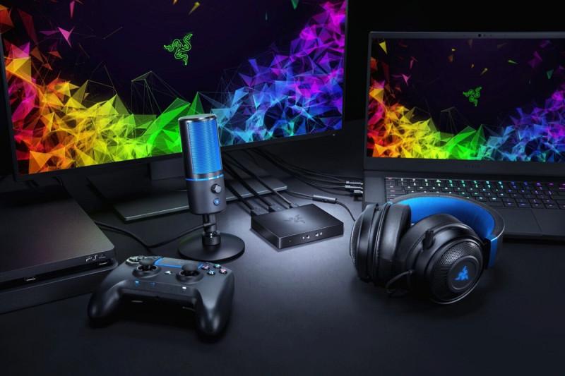 Razer与腾讯云合作推出云游戏标准
