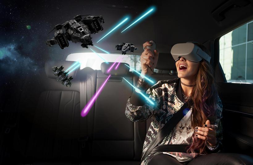 德国HoloRide用VR让你的驾车过程更有趣