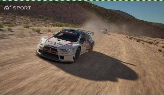 PSVR赛车游戏《Gran Turismo》打折促销中