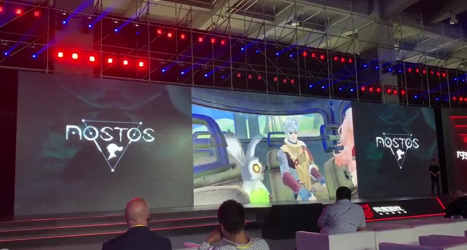网易VR多人在线开放世界游戏《故土》年内开启EA测试