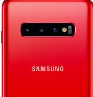 三星Galaxy S10 Cardinal Red 新版本曝光