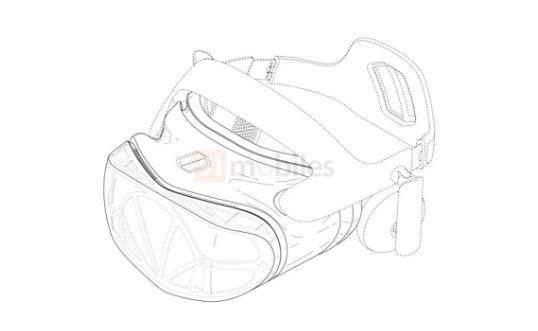 专利显示:三星即将推出一款全新的MR头显