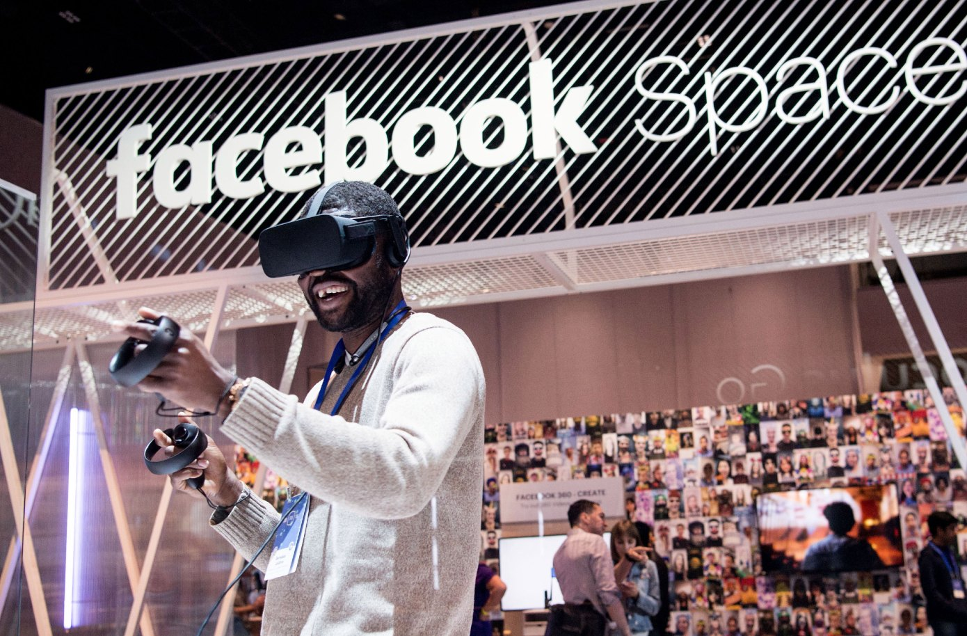 Facebook挖走谷歌的AR/VR工程主管 接管Portal团队