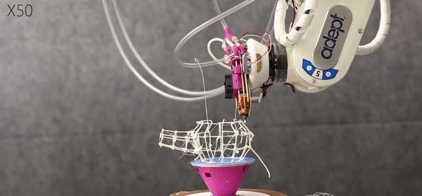 研究人员结合VR、CAD和3D打印创建机器人建模助手