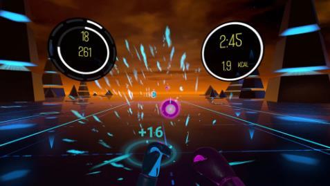 VR节奏游戏《BoxVR》5月21日和Oculus Quest同布上线