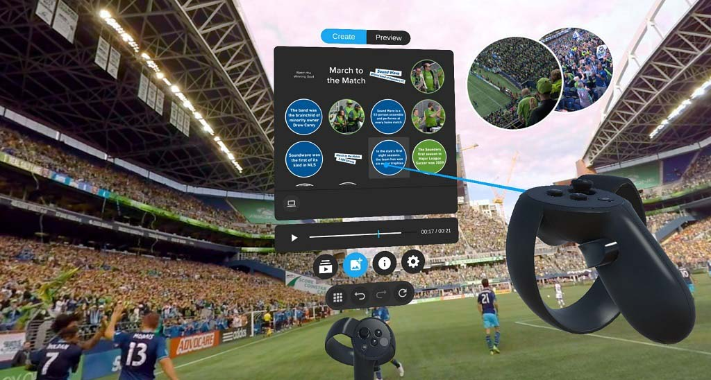 Pixvana正式发布VR云平台SPIN Studio