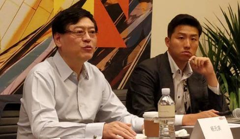 杨元庆回应联想回归中国:我们从来都没有离开过中国,关税政策影响不大
