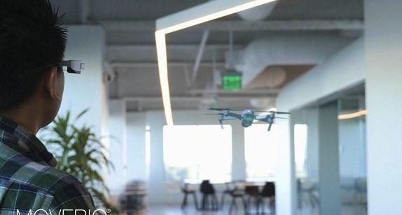 爱普生AR应用程序成为创新无人解决方案的赢家