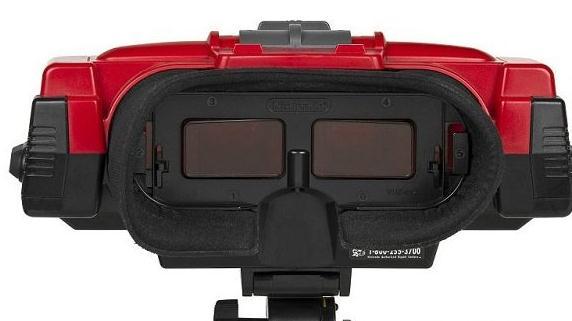 "VR让任天堂""虚拟男孩""满血复活"