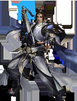 剑网3纯阳成男